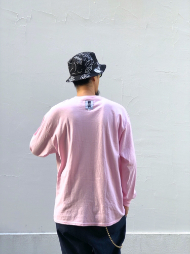 【TENBOX/10匣/テンボックス】 MADE IN PARADAISE L/S TEE‼️_d0227059_16394629.jpg