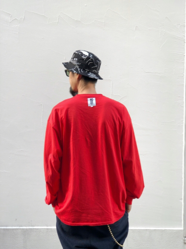 【TENBOX/10匣/テンボックス】 MADE IN PARADAISE L/S TEE‼️_d0227059_16401253.jpg