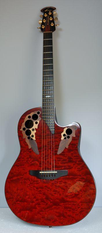 オベーション2002AC collectors edition guitar_c0330563_14015883.jpg
