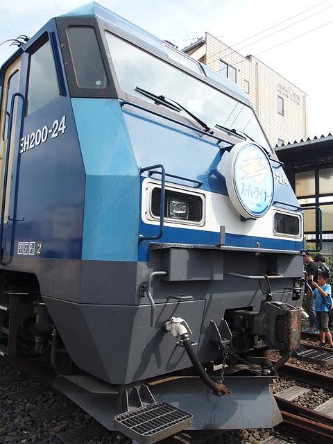 隅田川駅 貨物フェスティバル ブルーサンダー!(2019/9/29)_b0006870_16472915.jpg