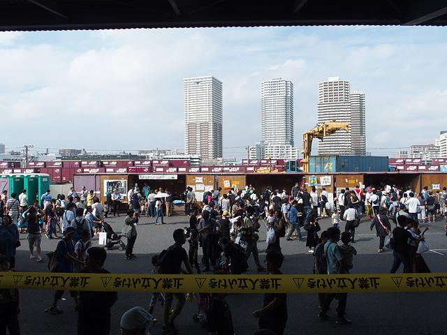 隅田川駅 貨物フェスティバル ブルーサンダー!(2019/9/29)_b0006870_16481614.jpg