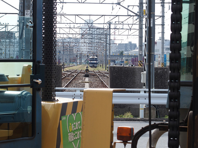 隅田川駅 貨物フェスティバル ブルーサンダー!(2019/9/29)_b0006870_16502325.jpg