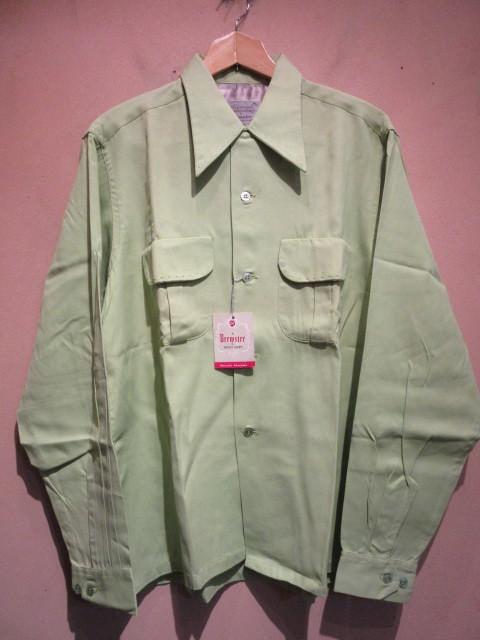 Deadstock 40s-50s レーヨンシャツ_b0166471_19451227.jpg