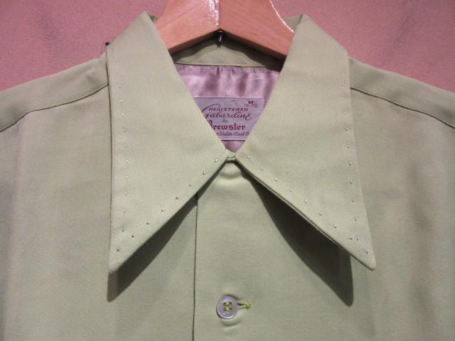 Deadstock 40s-50s レーヨンシャツ_b0166471_19453565.jpg