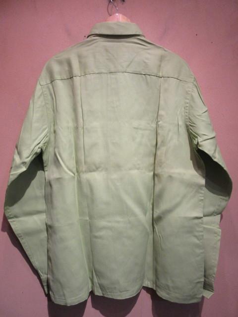 Deadstock 40s-50s レーヨンシャツ_b0166471_19475664.jpg