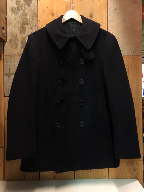 30\'s~40\'s U.S.Navy 10-Button P-Coat!!(マグネッツ大阪アメ村店)_c0078587_19253668.jpg