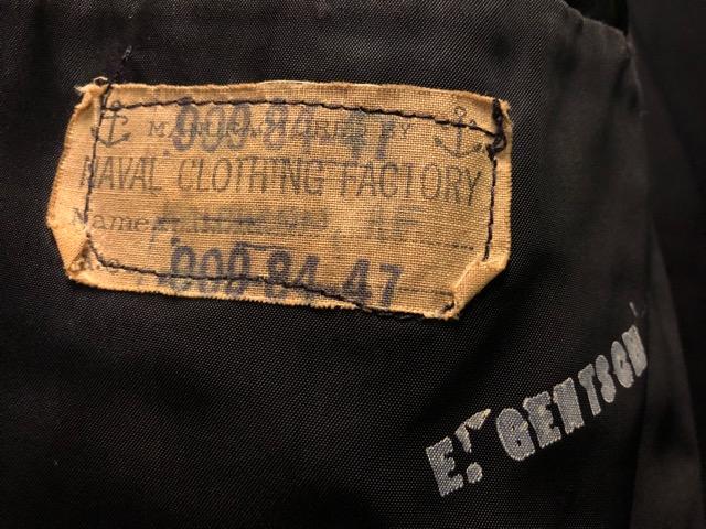 30\'s~40\'s U.S.Navy 10-Button P-Coat!!(マグネッツ大阪アメ村店)_c0078587_19255812.jpg