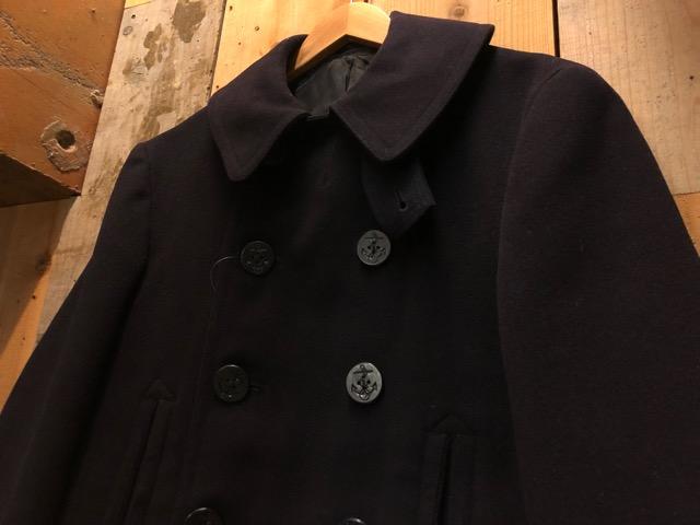 30\'s~40\'s U.S.Navy 10-Button P-Coat!!(マグネッツ大阪アメ村店)_c0078587_19261626.jpg