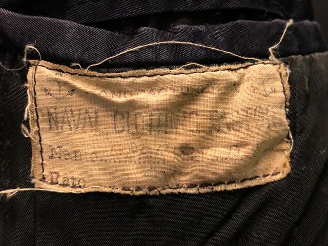 30\'s~40\'s U.S.Navy 10-Button P-Coat!!(マグネッツ大阪アメ村店)_c0078587_19271574.jpg