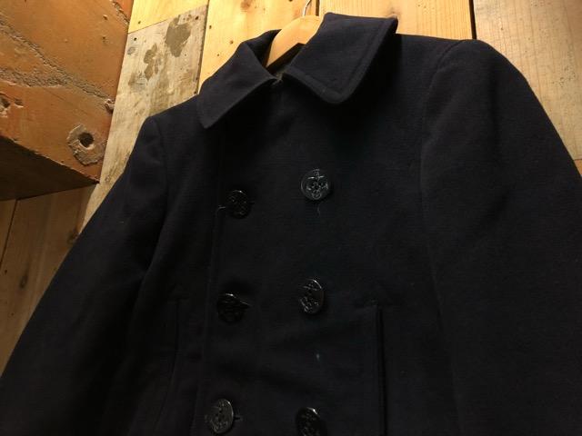 30\'s~40\'s U.S.Navy 10-Button P-Coat!!(マグネッツ大阪アメ村店)_c0078587_19273410.jpg