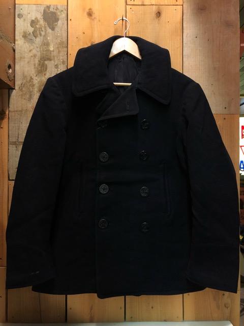 30\'s~40\'s U.S.Navy 10-Button P-Coat!!(マグネッツ大阪アメ村店)_c0078587_19275328.jpg