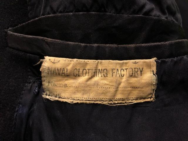 30\'s~40\'s U.S.Navy 10-Button P-Coat!!(マグネッツ大阪アメ村店)_c0078587_19281251.jpg