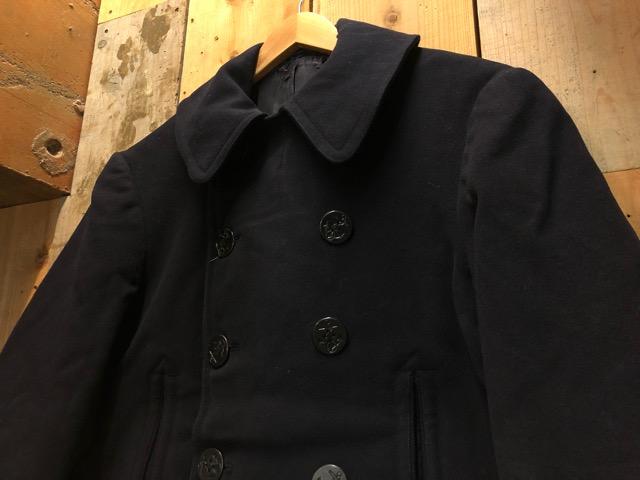 30\'s~40\'s U.S.Navy 10-Button P-Coat!!(マグネッツ大阪アメ村店)_c0078587_19283276.jpg