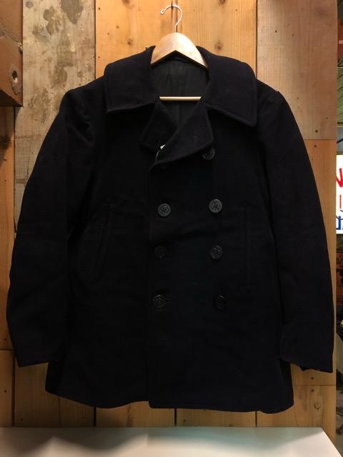 30\'s~40\'s U.S.Navy 10-Button P-Coat!!(マグネッツ大阪アメ村店)_c0078587_19284437.jpg