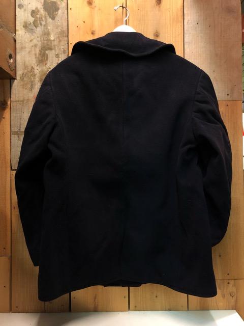 30\'s~40\'s U.S.Navy 10-Button P-Coat!!(マグネッツ大阪アメ村店)_c0078587_19285743.jpg