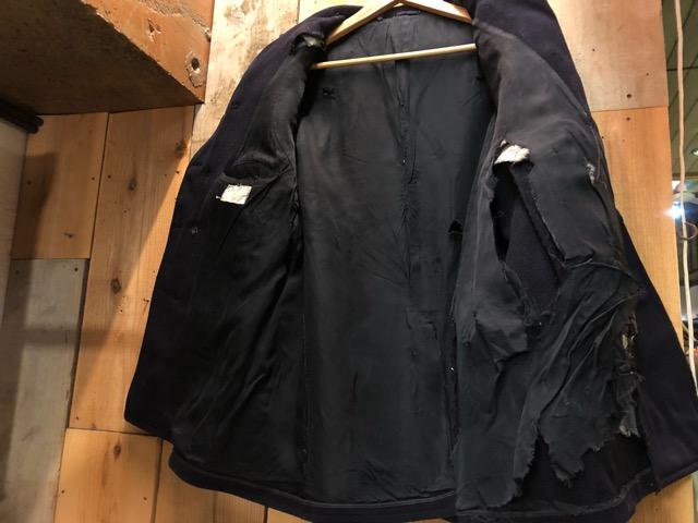 30\'s~40\'s U.S.Navy 10-Button P-Coat!!(マグネッツ大阪アメ村店)_c0078587_19291531.jpg