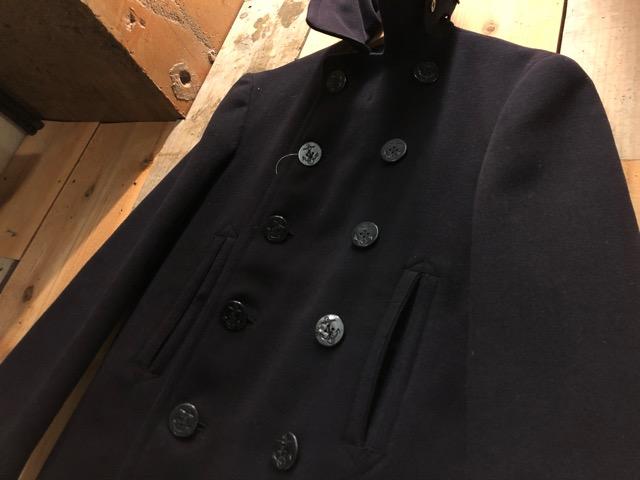 30\'s~40\'s U.S.Navy 10-Button P-Coat!!(マグネッツ大阪アメ村店)_c0078587_19294020.jpg
