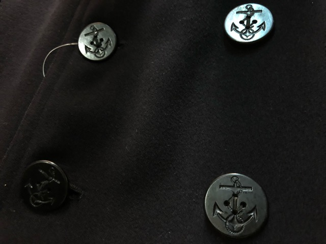 30\'s~40\'s U.S.Navy 10-Button P-Coat!!(マグネッツ大阪アメ村店)_c0078587_19302319.jpg