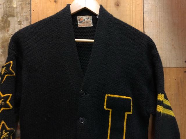 10月16日(水)大阪店ヴィンテージ入荷!!#2 Award Knit編!! LetteredCardigan & AthleticSweater!!_c0078587_20363294.jpg