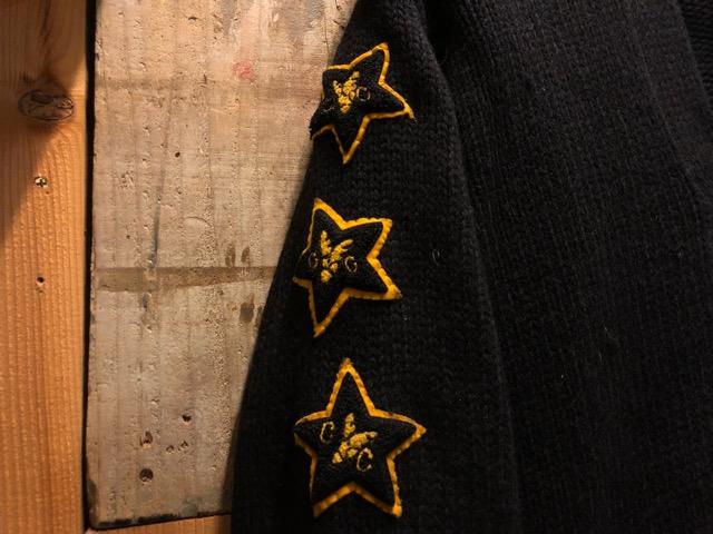 10月16日(水)大阪店ヴィンテージ入荷!!#2 Award Knit編!! LetteredCardigan & AthleticSweater!!_c0078587_20365195.jpg