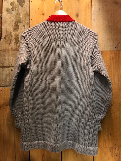 10月16日(水)大阪店ヴィンテージ入荷!!#2 Award Knit編!! LetteredCardigan & AthleticSweater!!_c0078587_20373184.jpg
