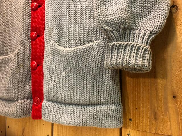 10月16日(水)大阪店ヴィンテージ入荷!!#2 Award Knit編!! LetteredCardigan & AthleticSweater!!_c0078587_20381351.jpg