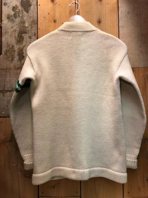 10月16日(水)大阪店ヴィンテージ入荷!!#2 Award Knit編!! LetteredCardigan & AthleticSweater!!_c0078587_20384352.jpg