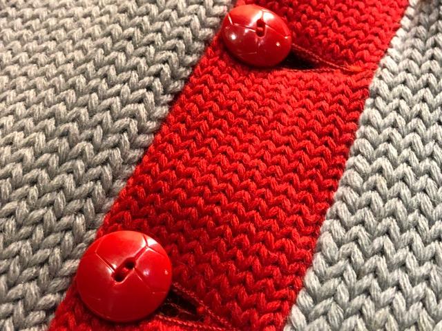10月16日(水)大阪店ヴィンテージ入荷!!#2 Award Knit編!! LetteredCardigan & AthleticSweater!!_c0078587_2038556.jpg