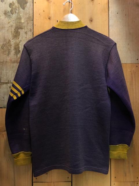 10月16日(水)大阪店ヴィンテージ入荷!!#2 Award Knit編!! LetteredCardigan & AthleticSweater!!_c0078587_20471257.jpg