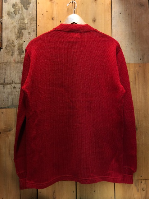 10月16日(水)大阪店ヴィンテージ入荷!!#2 Award Knit編!! LetteredCardigan & AthleticSweater!!_c0078587_21455765.jpg