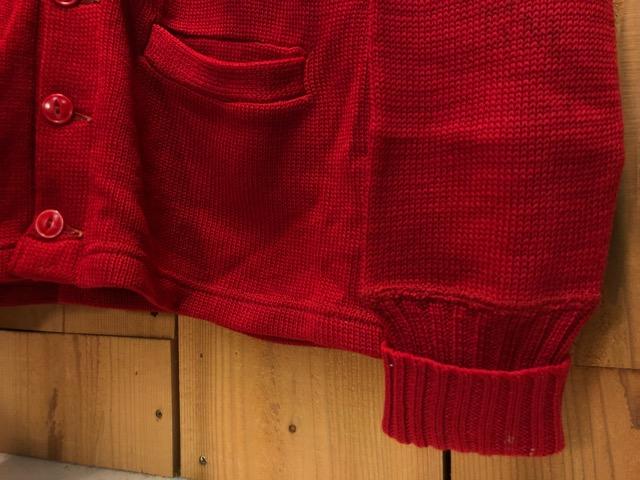 10月16日(水)大阪店ヴィンテージ入荷!!#2 Award Knit編!! LetteredCardigan & AthleticSweater!!_c0078587_2146345.jpg
