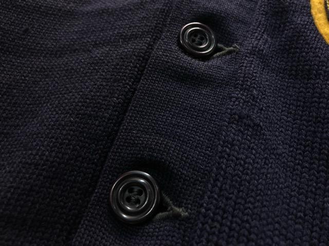 10月16日(水)大阪店ヴィンテージ入荷!!#2 Award Knit編!! LetteredCardigan & AthleticSweater!!_c0078587_21473292.jpg