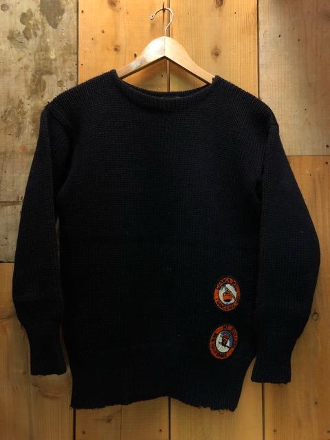 10月16日(水)大阪店ヴィンテージ入荷!!#2 Award Knit編!! LetteredCardigan & AthleticSweater!!_c0078587_21492123.jpg