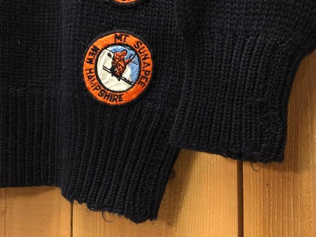 10月16日(水)大阪店ヴィンテージ入荷!!#2 Award Knit編!! LetteredCardigan & AthleticSweater!!_c0078587_21501253.jpg