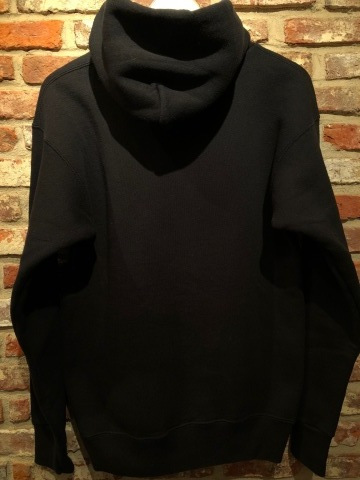 "1980s "" Lee \"" CLASSIC 50/50 HEAVY WEIGHT P/O SWEAT PARKA - BLACK - ._d0172088_21571427.jpg"