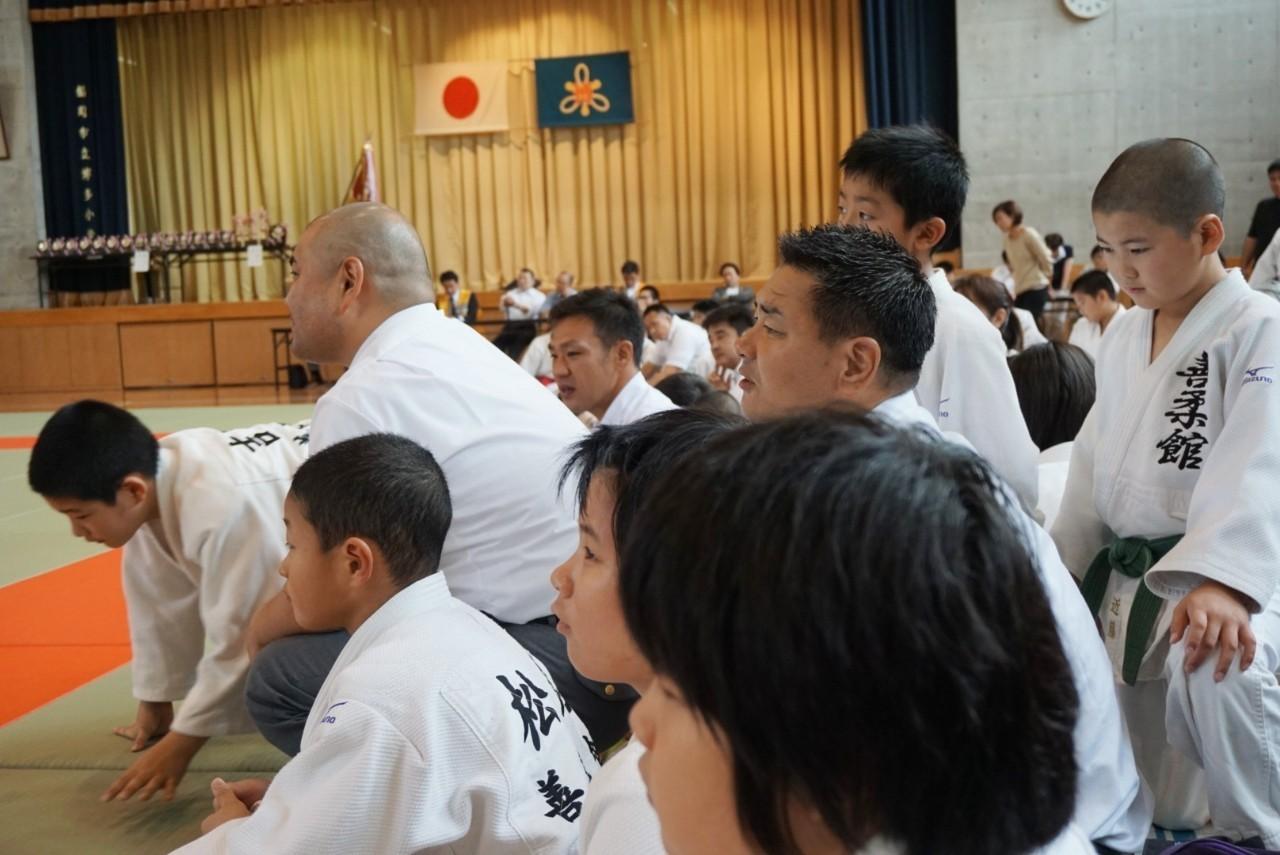 2019  櫛田神社秋季大祭奉納少年柔道大会_b0172494_21253282.jpg