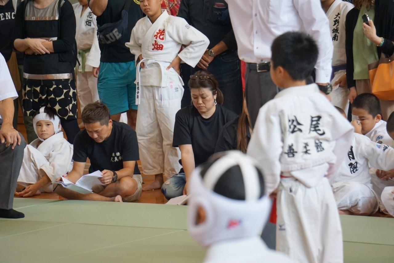 2019  櫛田神社秋季大祭奉納少年柔道大会_b0172494_21271226.jpg