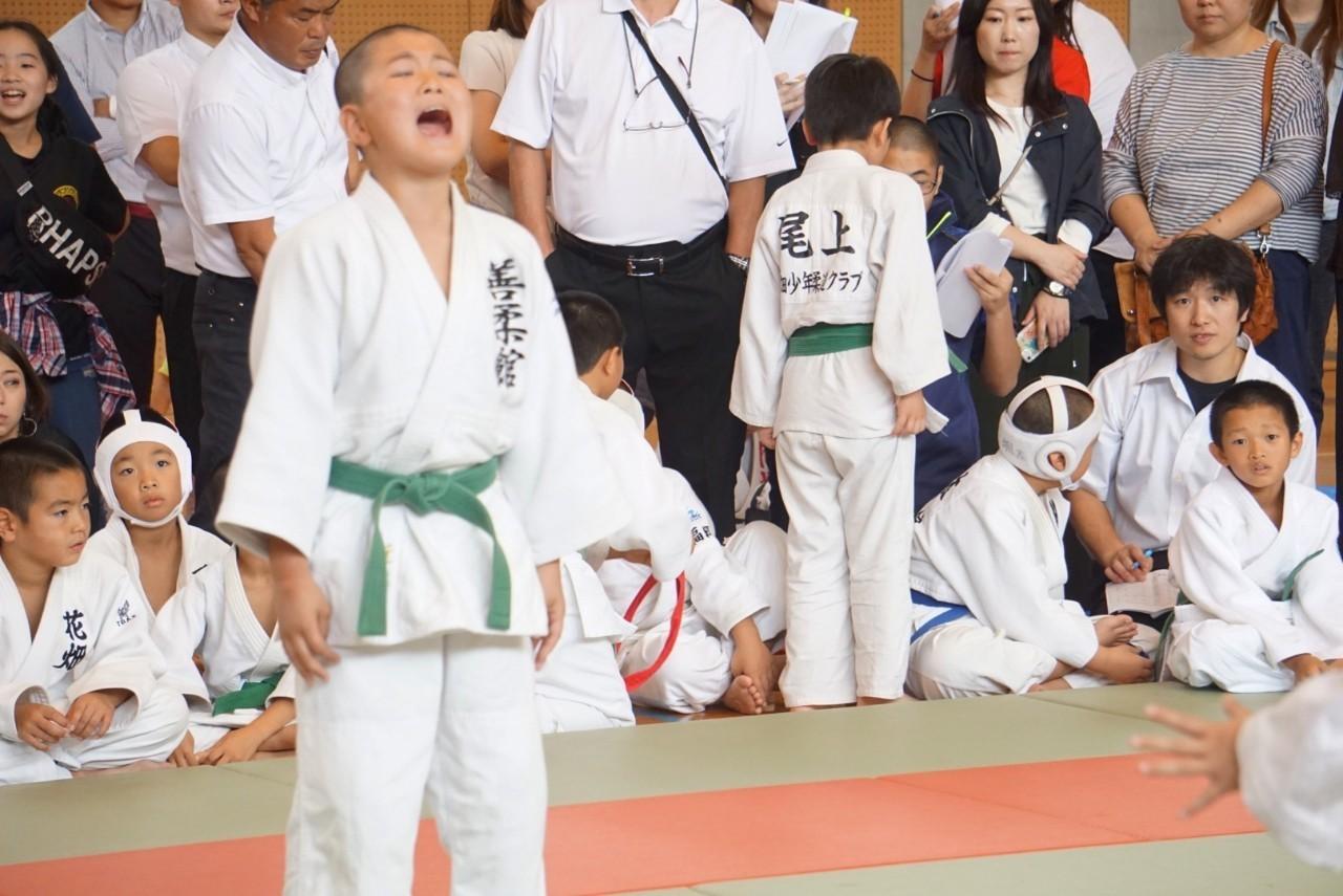 2019  櫛田神社秋季大祭奉納少年柔道大会_b0172494_21284937.jpg