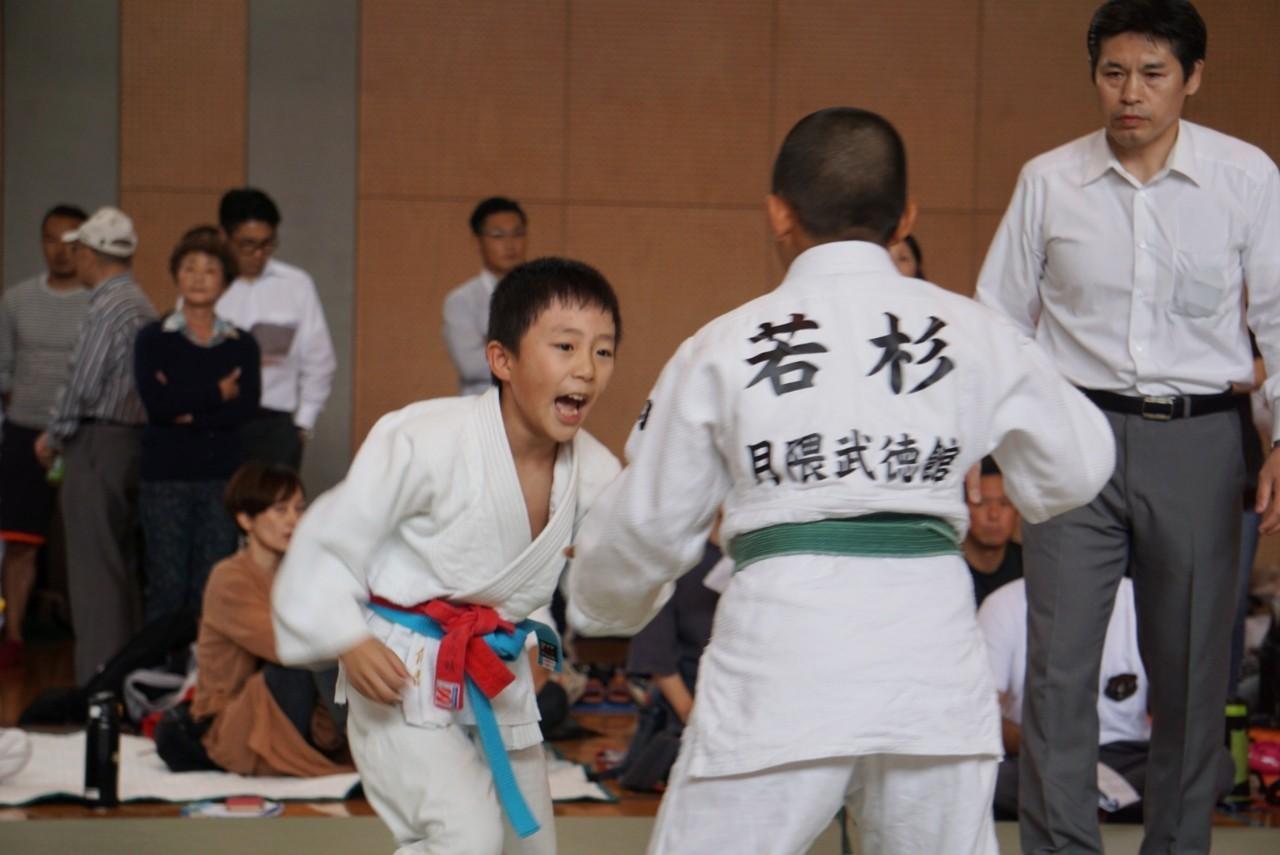 2019  櫛田神社秋季大祭奉納少年柔道大会_b0172494_21303133.jpg