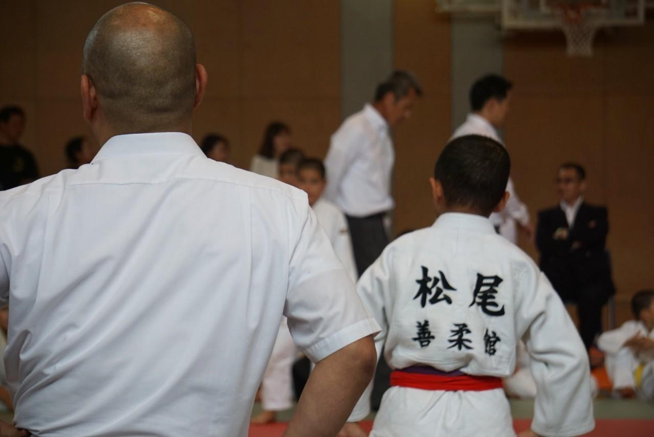 2019  櫛田神社秋季大祭奉納少年柔道大会_b0172494_21330200.jpg