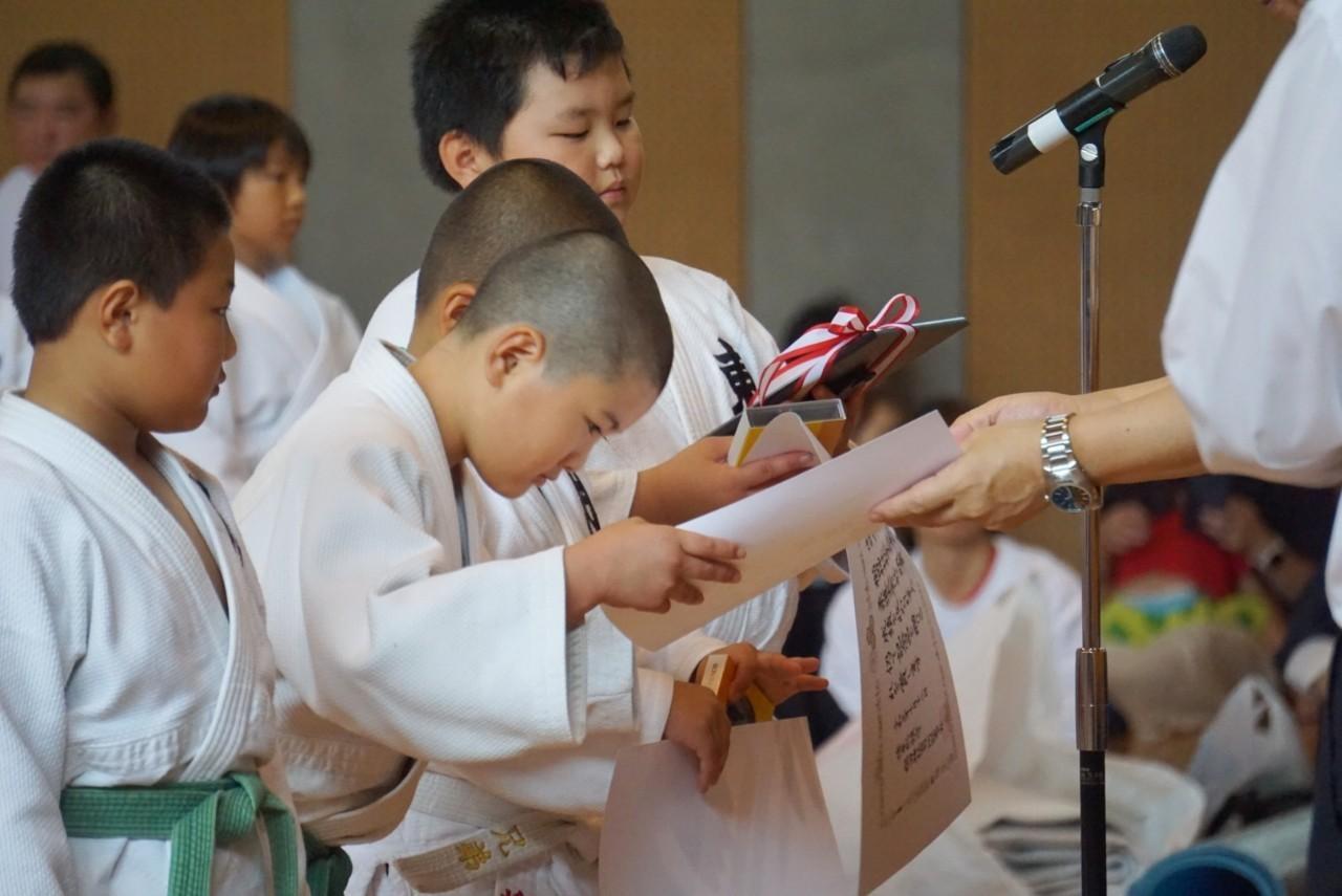 2019  櫛田神社秋季大祭奉納少年柔道大会_b0172494_21331907.jpg