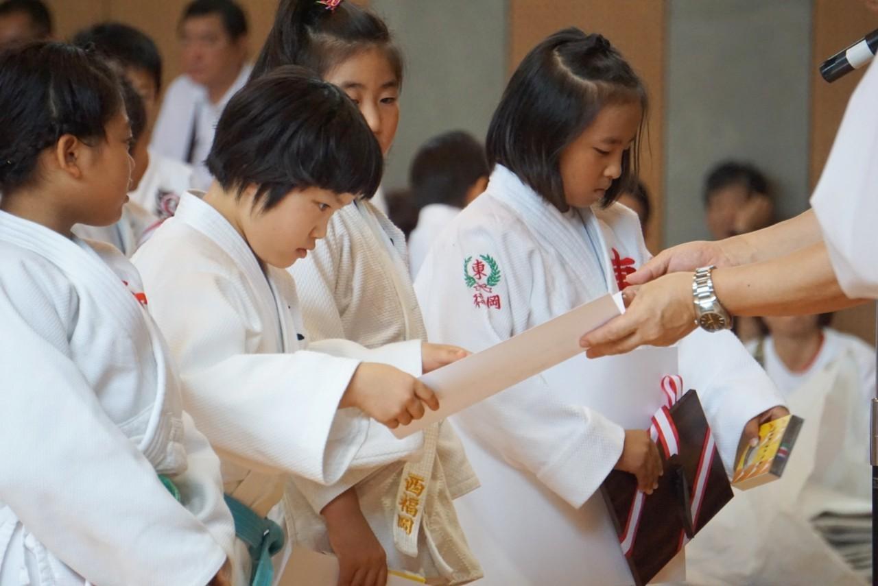 2019  櫛田神社秋季大祭奉納少年柔道大会_b0172494_21331915.jpg