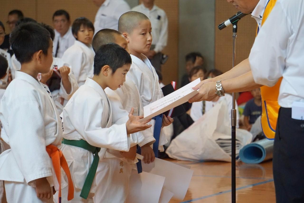 2019  櫛田神社秋季大祭奉納少年柔道大会_b0172494_21331999.jpg