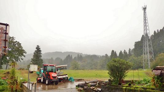 連休の初日、兼業農家は「秋ブチ」でした_c0336902_16450879.jpg