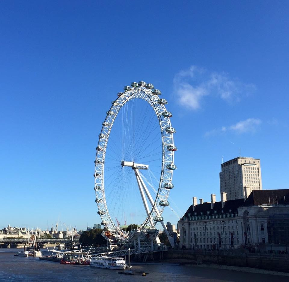 ラグビーワールドカップと秋の空 - Lovely! in London