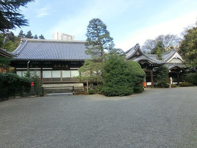 東 禅 寺(新江戸百景めぐり㊸)_c0187004_19543407.jpg
