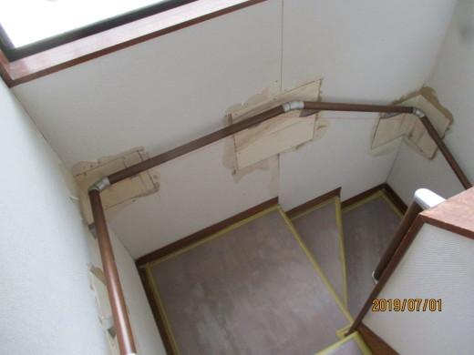 階段に手すりを!_d0358411_11225890.jpg