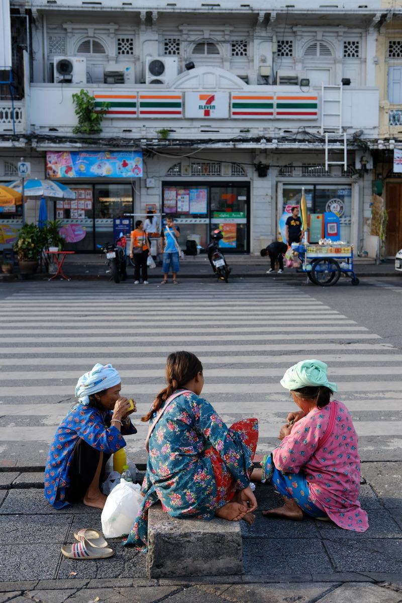 バンコク  思い出のホワランポーン・ステイション(Hua Lamphong Station)_b0061717_00050008.jpg
