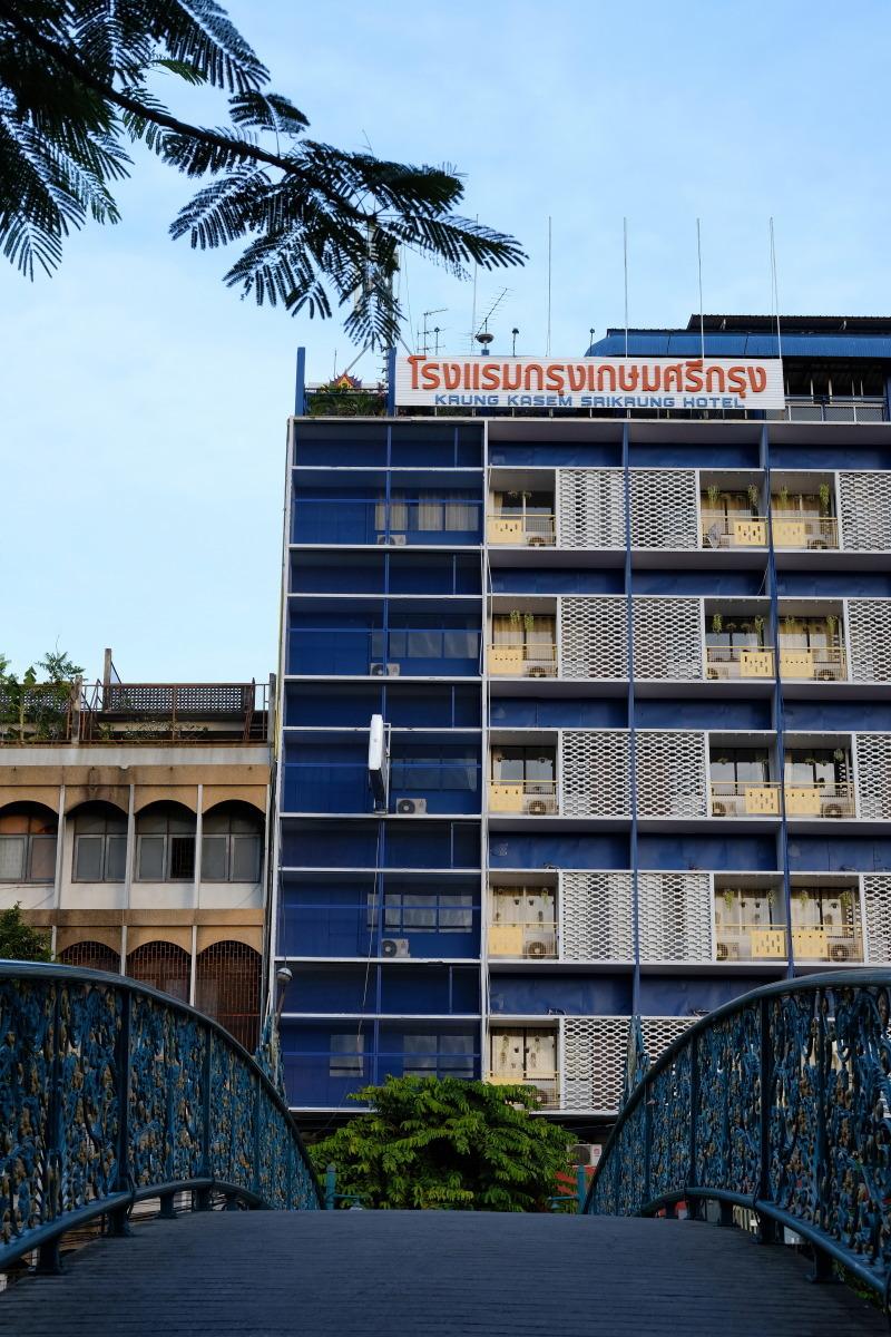 バンコク  思い出のホワランポーン・ステイション(Hua Lamphong Station)_b0061717_00063351.jpg