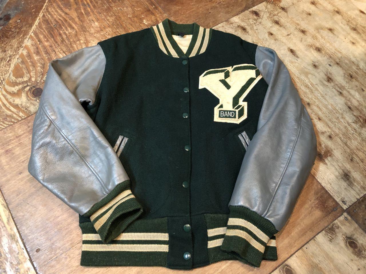 10月14日(月)入荷!60s~Varsity Jacket!_c0144020_13261367.jpg